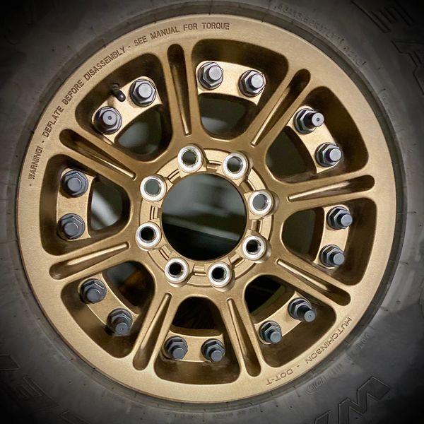 """Mod Mafia 2 Piece Dual Beadlock 17"""" Cast Wheel (PRE ORDER)"""