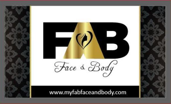 F.A.B. Face and Body Spa Gift Certificate