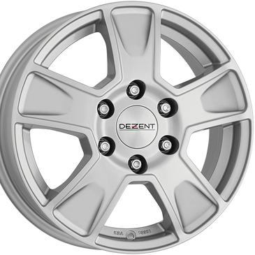 Dezent Van commercial alloy wheel