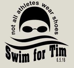 Swim Event Shirt, Tim Nickos Memorial ISI