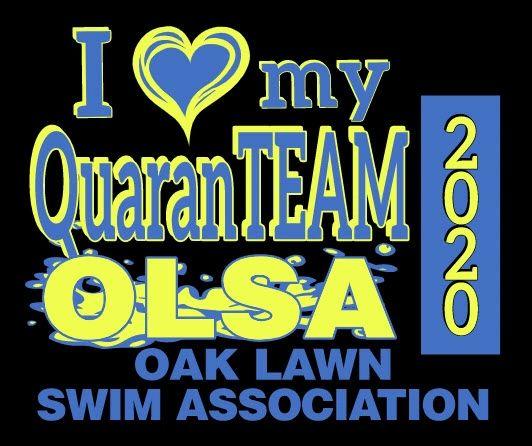 OLSA Quaranteam Team Tshirt