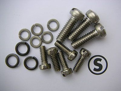 Body screw kit