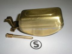 Brass float & hinge pin