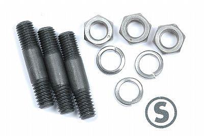 Extended manifold stud kit (3 stud)