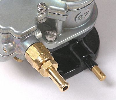 SuperSeat hose fitting