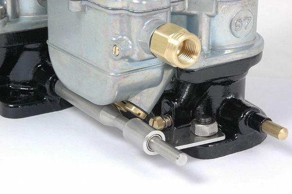 Throttle Shaft Extension Kit