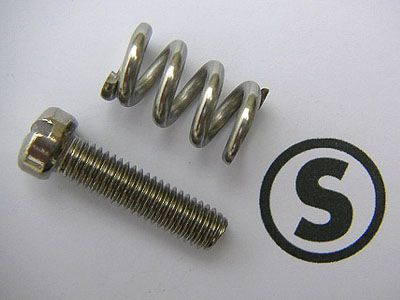Throttle stop screw kit