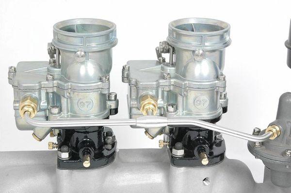 TwoStep Fuel Line 2x2 - Flathead Ford & 59A pump