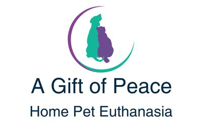 A Gift Of Peace to put dog down or cat down