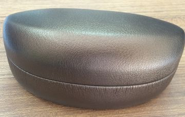 248 model metal optical case for sunglasses