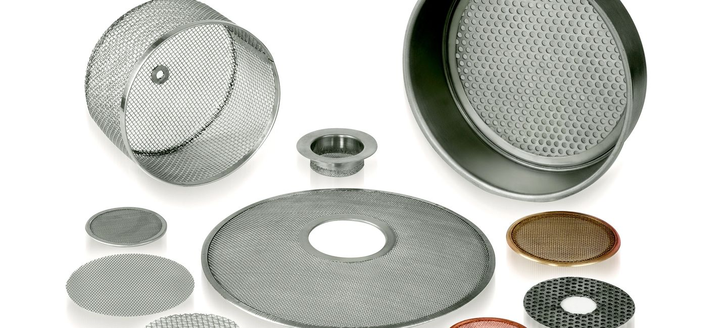 Sieves and strainers from Air and Liquid Filtration