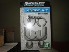 888758Q02 anode kit by Mercury 1988 and newer Bravo One