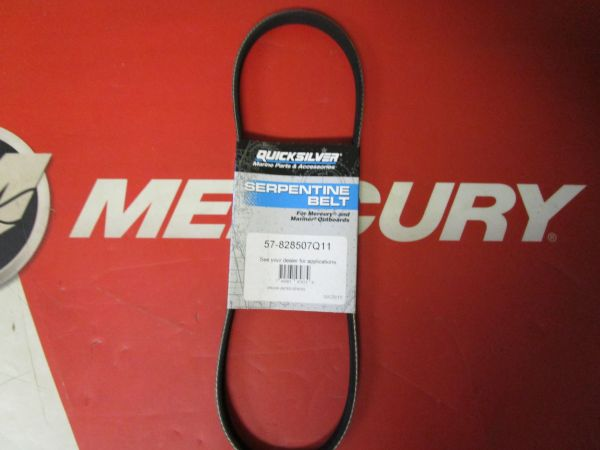 57-828507Q11 Serpentine belt for Mercury/Mariner outboard
