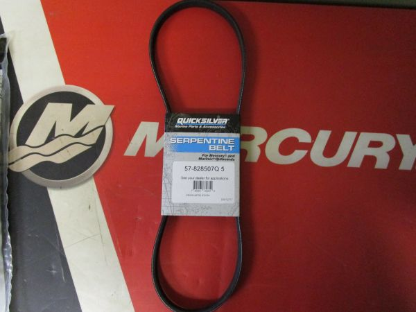 NEW Quicksilver Serpentine belt 57-828507Q5