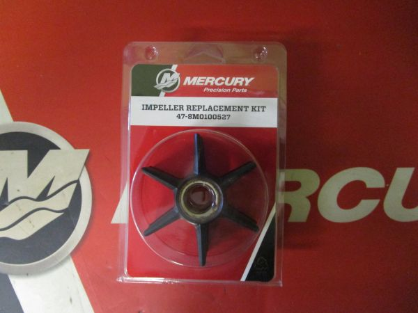 NEW Quicksilver impeller replacement kit 47-8M0100526