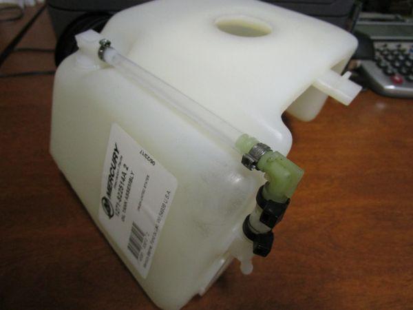 NEW Mercury oil tank 1271-822514A2