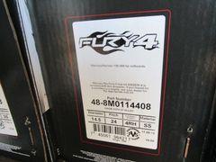 NEW Mercury Fury 4 propeller 24 pitch 48-8M0114408 no hub kit