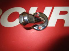 Stainless Steel 90 degree cable thru hull extended