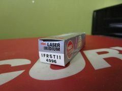 NGK Laser Iridium new spark plug IFR5T11 stock # 4996