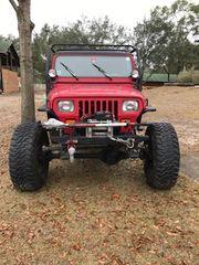 1991 Jeep YS