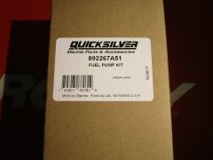 NEW Quicksilver fuel pump kit 892267A51