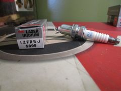 NGK new spark plug IZFR5J stock # 5899 Laser Iridiuim