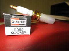 Champion spark plug 9005 QC10WEP