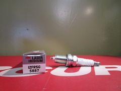NEW NGK new spark plug IZFR5G stock # 5887
