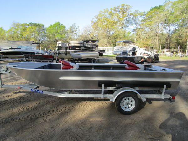 2018 Potterbuilt 1660 boat