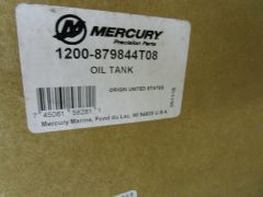 NEW Mercury oil tank 1200-879844T08