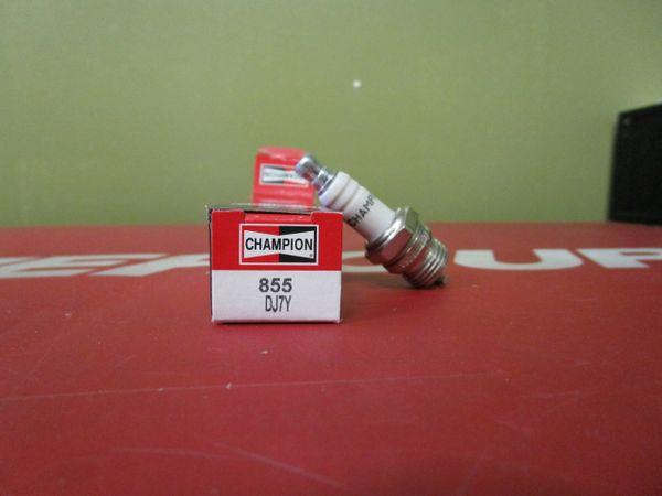 Champion spark plug 855 DJ7Y