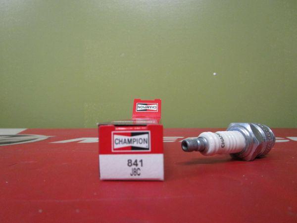 Champion spark plug 841 J8C