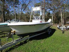 1977 Mako 22B boat