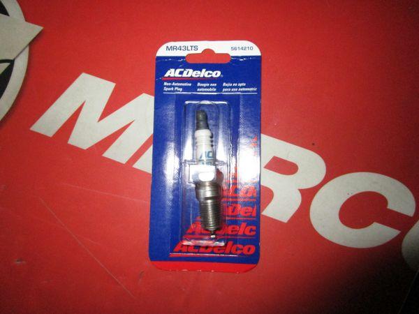 AC Delco spark plug MR43LTS