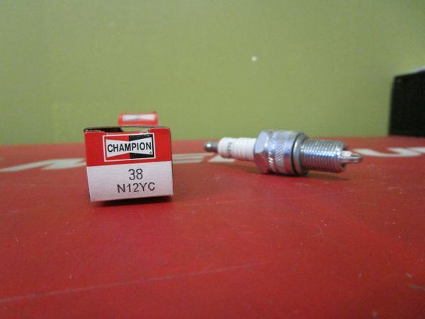 Champion spark plug 38 N12YC