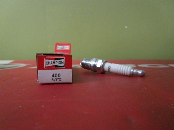 Champion spark plug 400 RV9YC