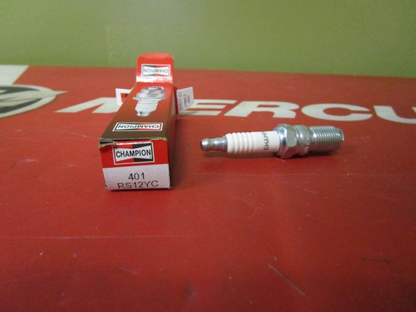 Champion spark plug 401 RS12YC