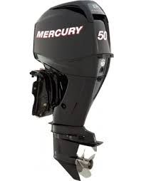 NEW Mercury 2020 50 hp motor