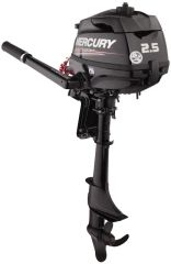 "NEW Mercury 2.5 HP 4 stroke 15"" manual start"