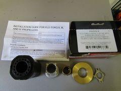 Flo torq II Hub assembly kit new by Mercury 835257K6 open box