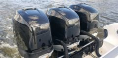 Triple Set of 2006 Mercury 275 hp Verados