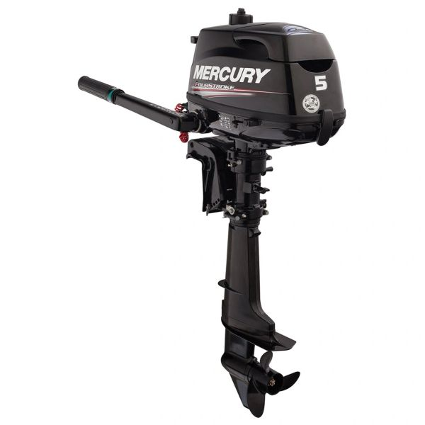 NEW Mercury 5 MH outboard