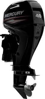NEW 2022 Mercury 40 hp outboard engine