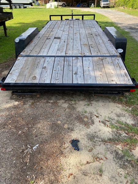 Used Car Mate trailer