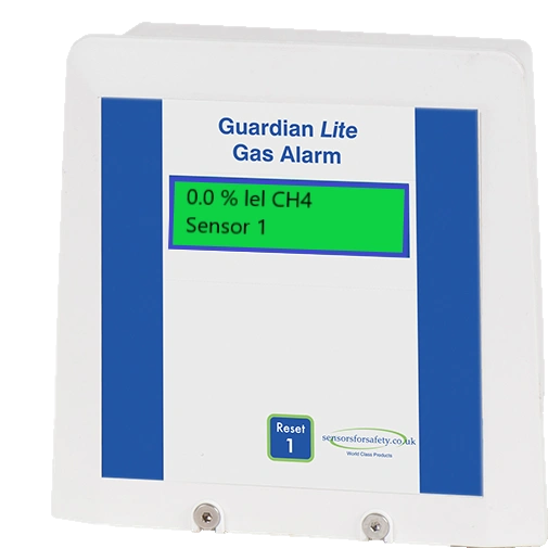 S4S Guardian® Lite - Boiler Room