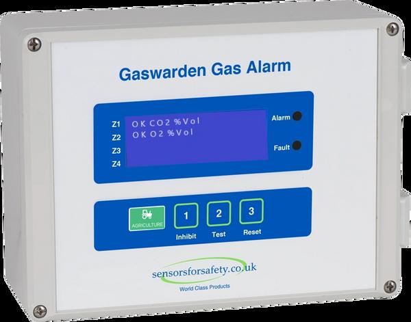S4S Gaswarden Gas Alarm (Agriculture)
