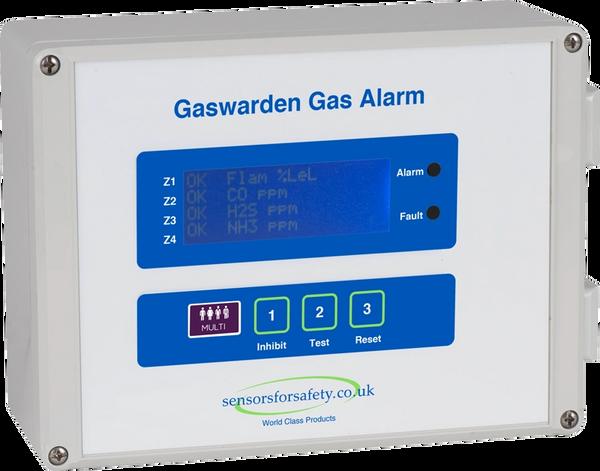S4S Gaswarden Gas Alarm System