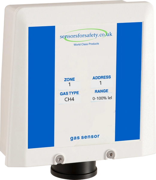 S4S Guardian® Point SA Addressable Gas Sensor (Not for use in Zoned Areas)
