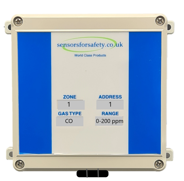 S4S Gaswarden Gas Alarm Sensor Weatherproof
