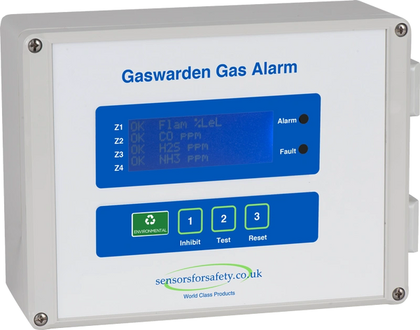 S4S Gaswarden Gas Alarm (Environmental)